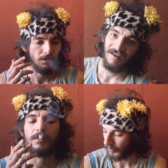 Four Mood Photos of Danny Allen by Eva Weiss