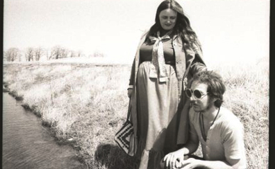 Danny Allen and Diana Wilber in a photograph by Eva Weiss on or around 1970.